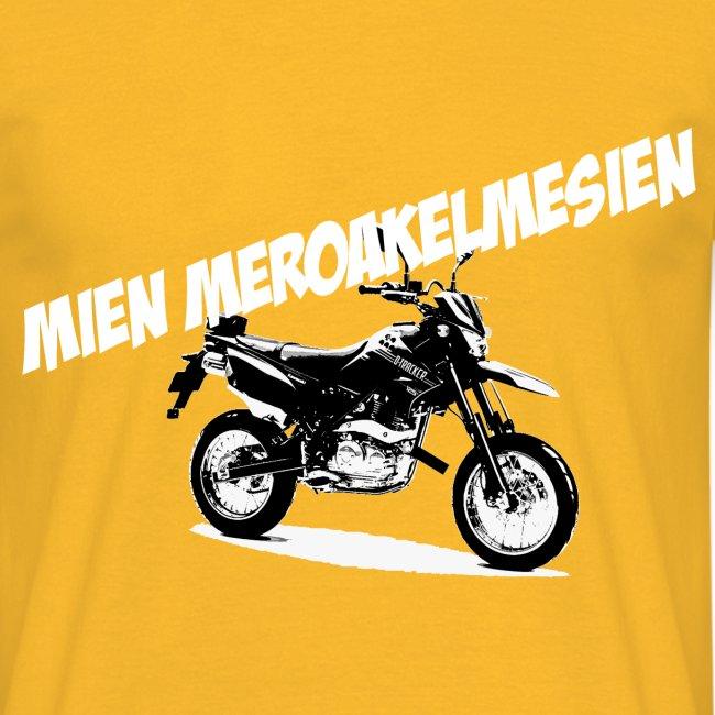 Mien meroakelmesien Mijn motor Gronings