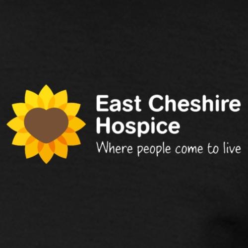 hospice logo 1 png - Men's T-Shirt