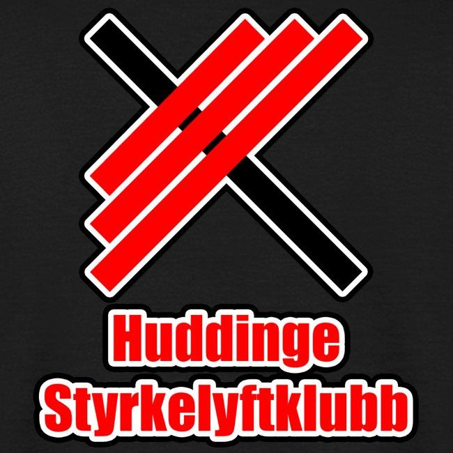 Huddinge styrkelyftklubb 2 logotyper