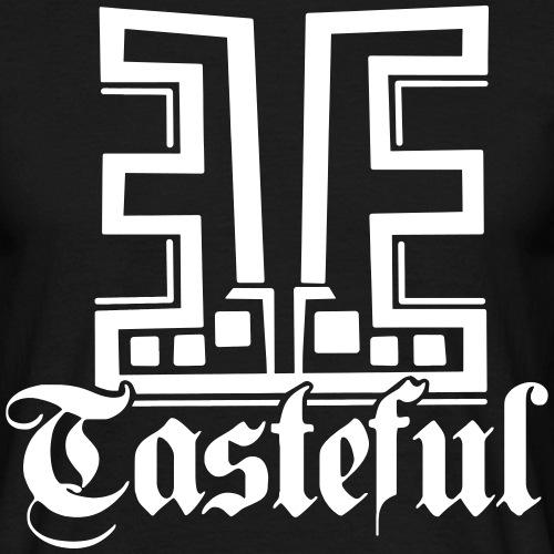TASTEFUL - T-shirt herr