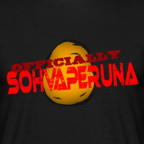 Sohvaperuna - Miesten t-paita