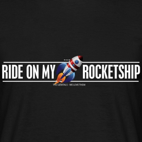 ride_W - Herre-T-shirt