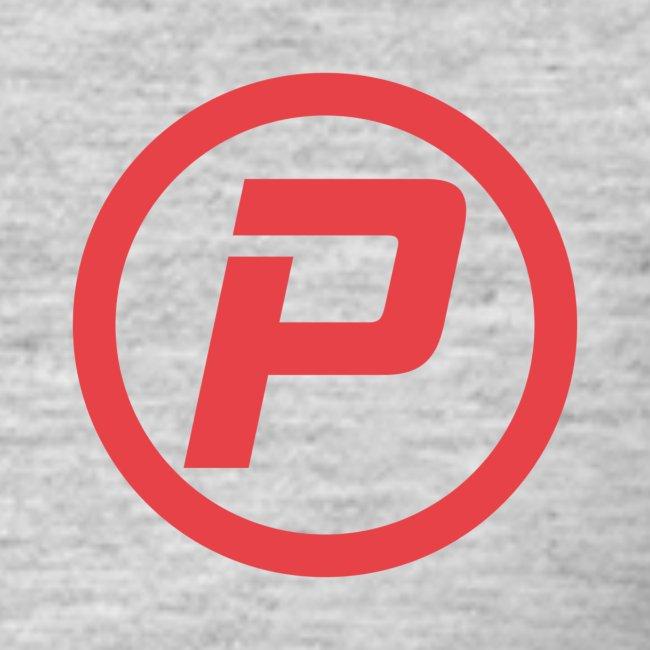 Polaroidz - Small Logo Crest   Red