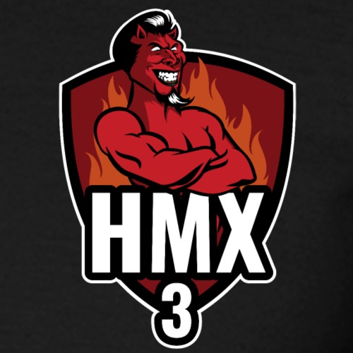 HMX 3 (Klein) - Männer T-Shirt