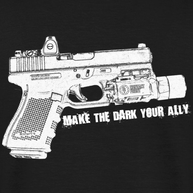 Make the dark your ally