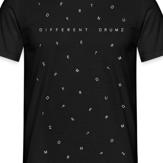 Different Drumz Letters 2