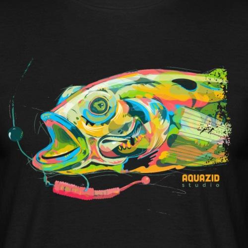 'Ball Biter' - Goby - Light Rock Fishing - Men's T-Shirt