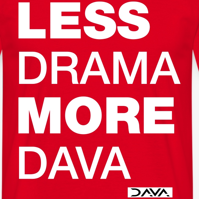 More DAVA - white