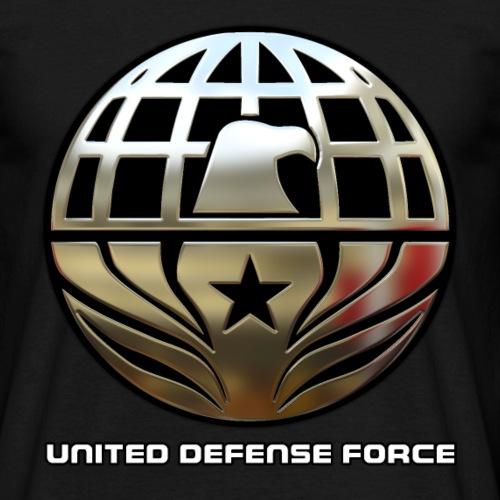 United Defense Force (Edge of Tomorrow) - Männer T-Shirt