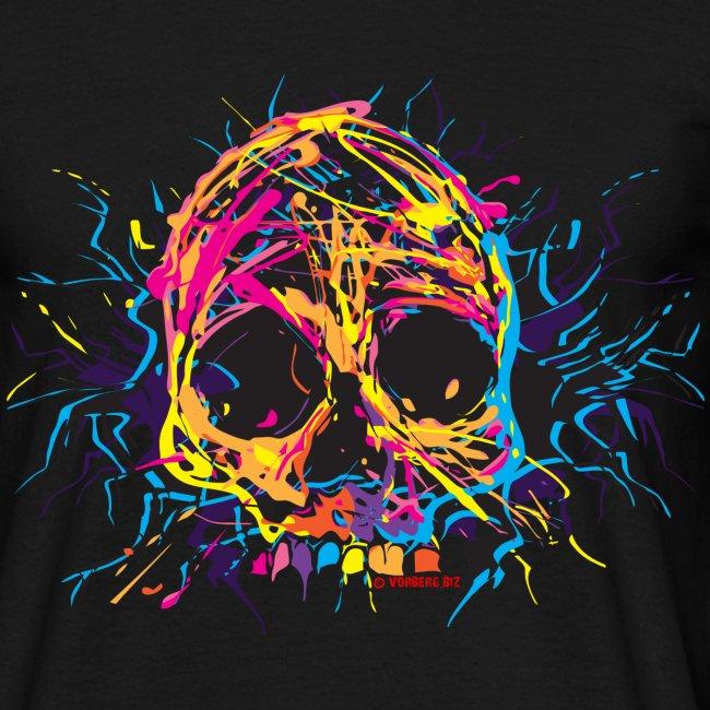 color skull