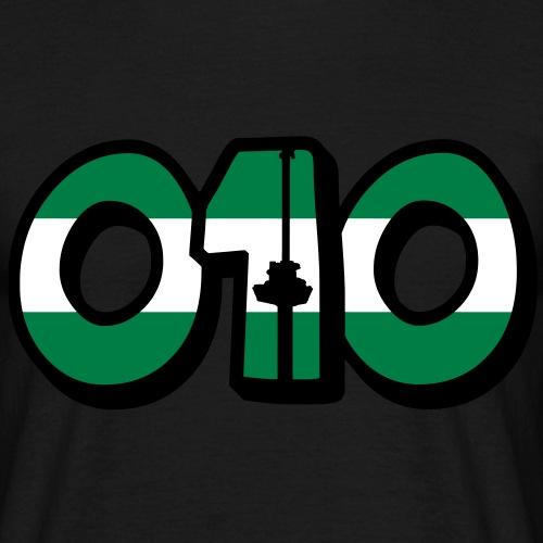 010 - Mannen T-shirt