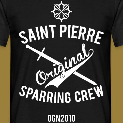 OGN Original Saint Pierre's style - T-shirt Homme