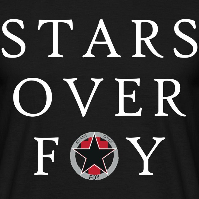 stars large text logo center
