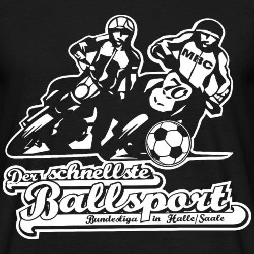 Schnellste Sportart (w) - Männer T-Shirt