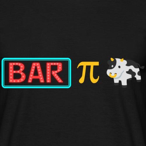 Bar-Pi-Kuh - Männer T-Shirt