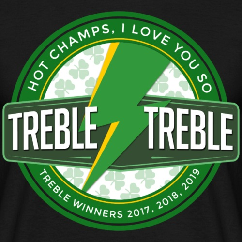 TrebleTreble - Men's T-Shirt