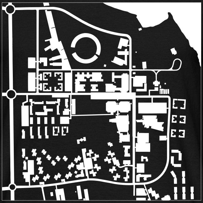 Växjö Campus Map