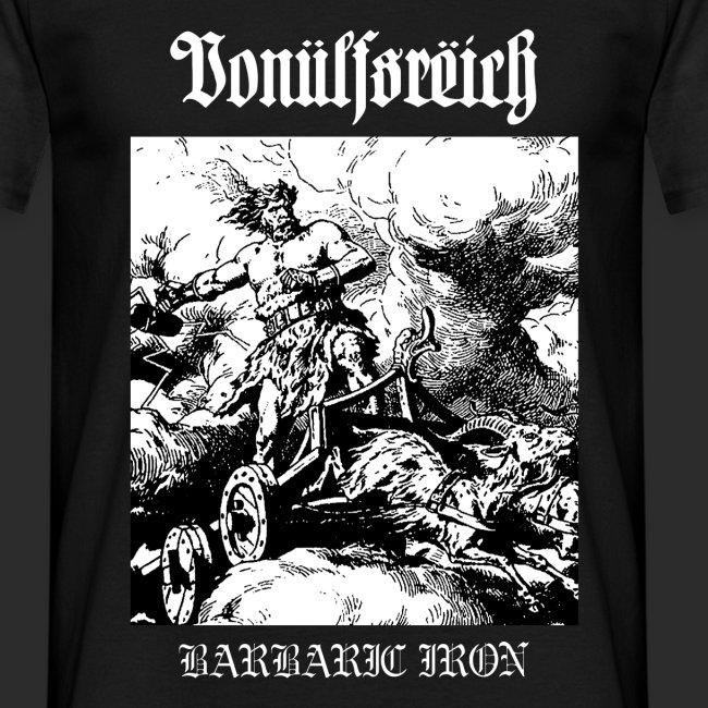Vonülfsrëich - Barbaric Iron