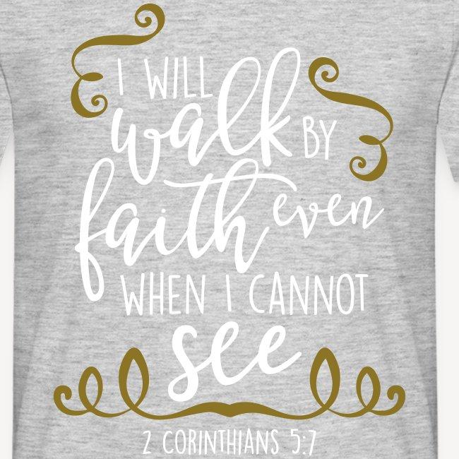 2 CORINTHIANS 5:7