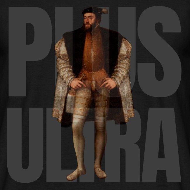 Carlos I España y V de Alemania (PLUS ULTRA)