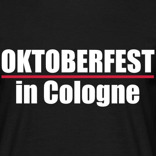 Oktoberfest Cologne - Männer T-Shirt