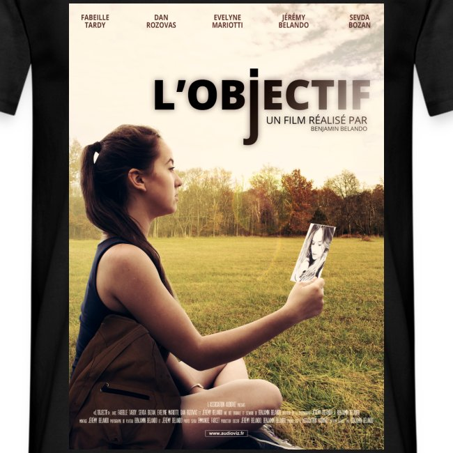 "Affiche Film ""L'Objectif"""""