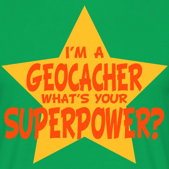 Geocacher Superpower