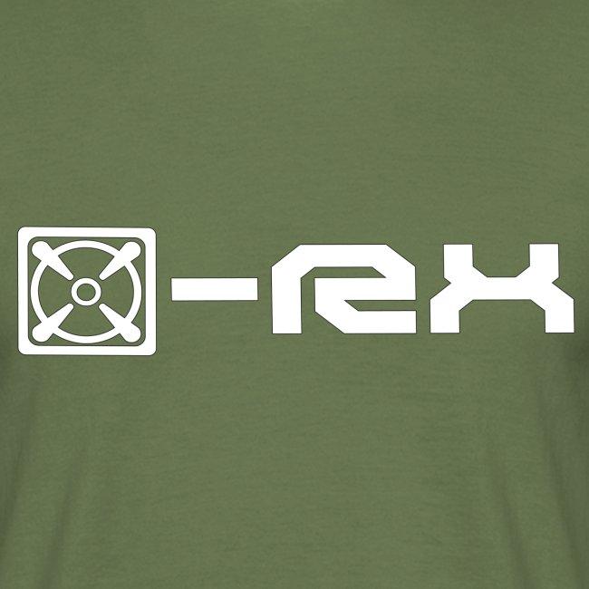 x rx logo shirts png