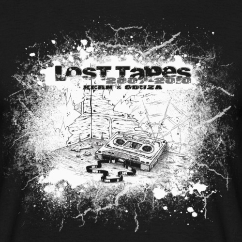 KERN Lost Tapes - Männer T-Shirt