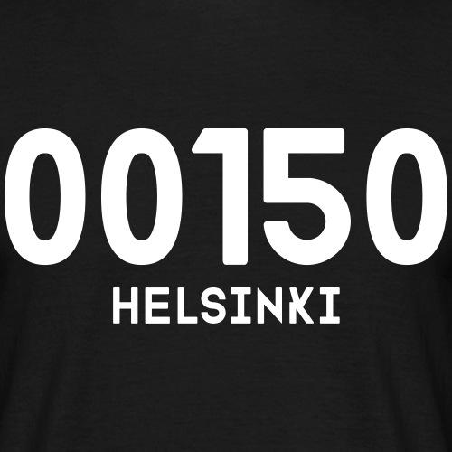 00150 HELSINKI - Miesten t-paita
