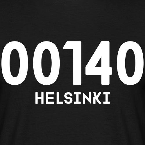 00140 HELSINKI - Miesten t-paita