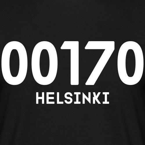 00170_HELSINKI - Miesten t-paita