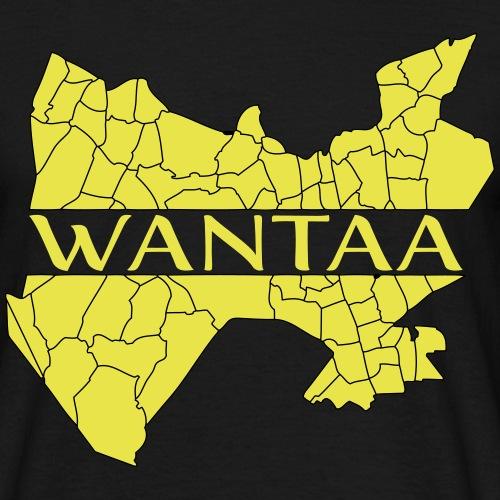 Wantaa - Miesten t-paita