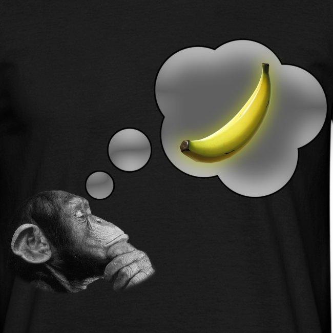 monkey think...