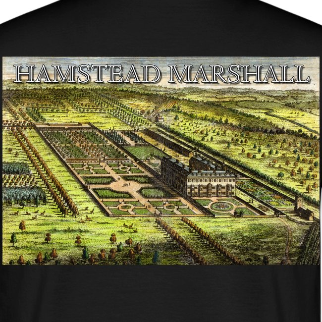 Hamstead Marshall Park (Double Sided)