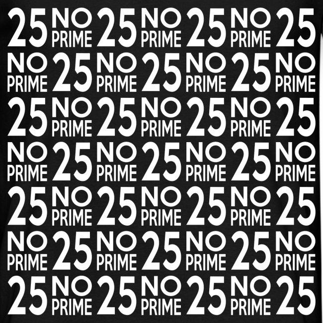 25noprime white