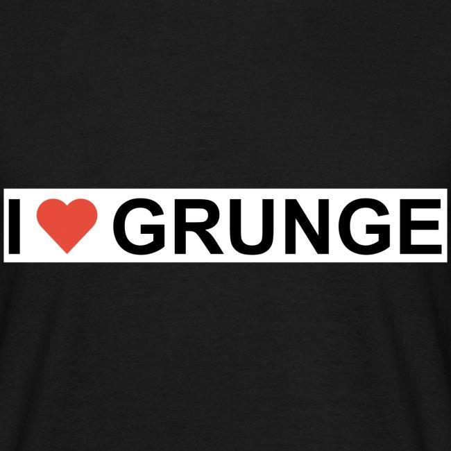 I LOVE GRUNGE