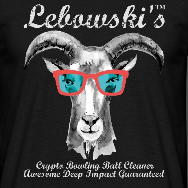 Lebowski s Fullsize White Typo
