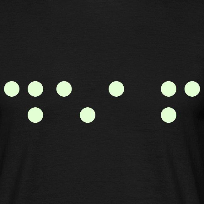Deaf glow in the dark