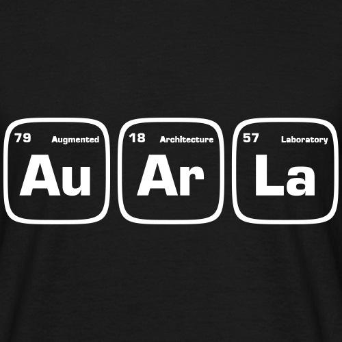 AuArLa - Augmented Architecture Laboratory - 2014 - Men's T-Shirt
