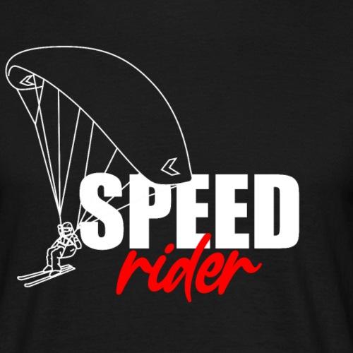 Speedrider - Männer T-Shirt