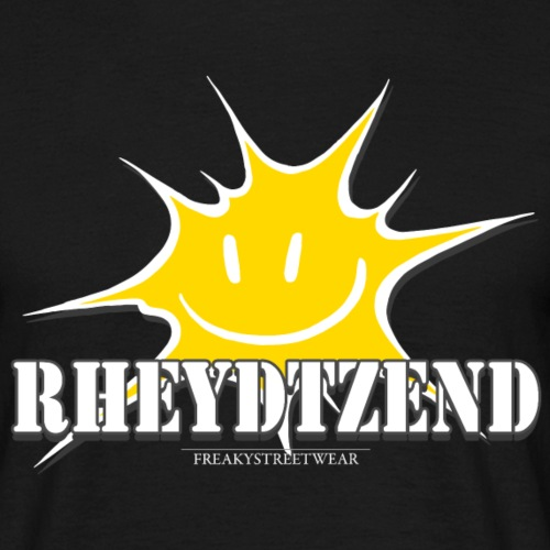 RHEYDTZEND - Männer T-Shirt