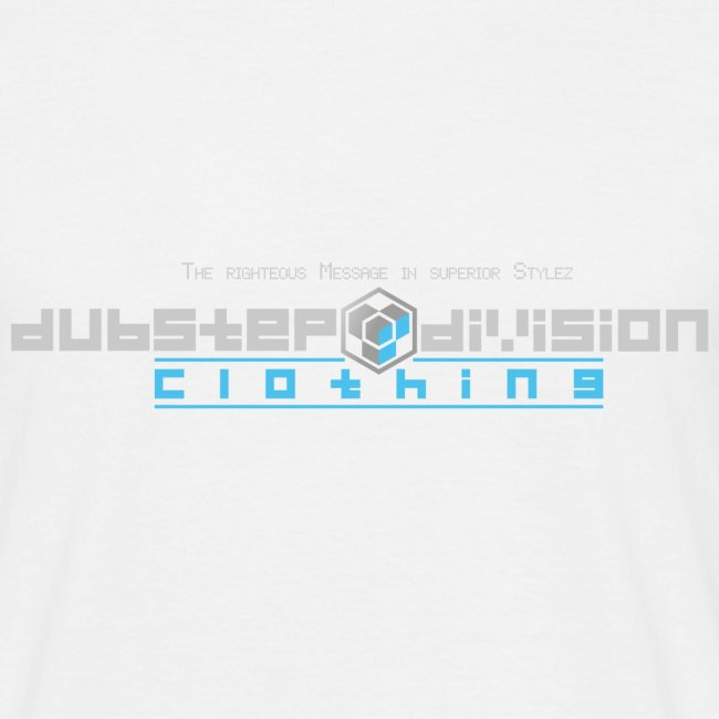 Dubstep Division Clothing Cubes