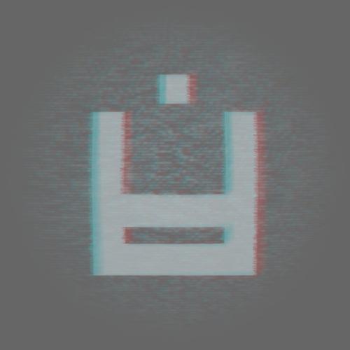 Capulus U - RGB Glitch - Men's T-Shirt
