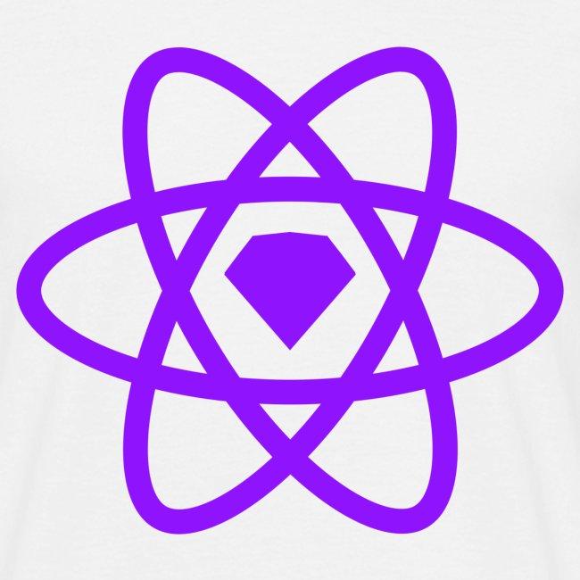 Sketch2React Dark Purple Logo