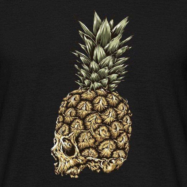 Skull kranium død - Ananas