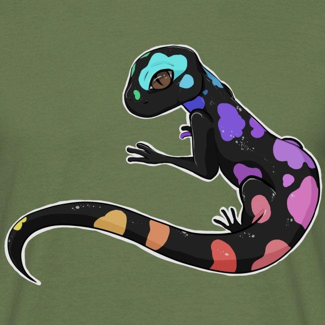 Salamandre Arc en ciel
