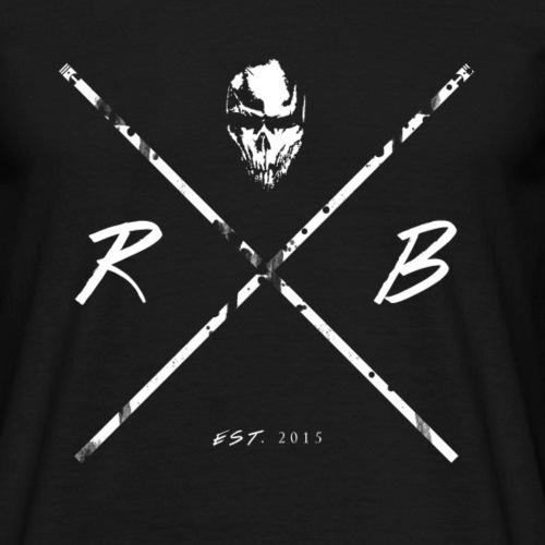 spread_cross2 - Männer T-Shirt