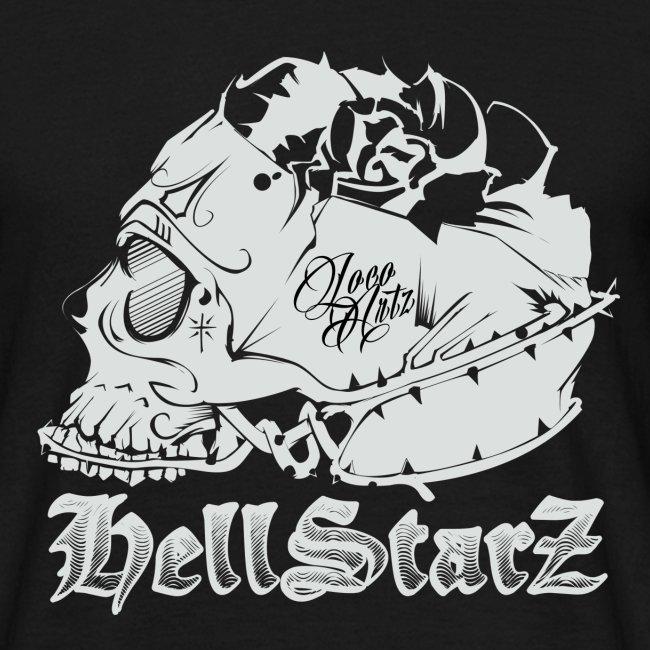HELLSTARZ Skull Logo