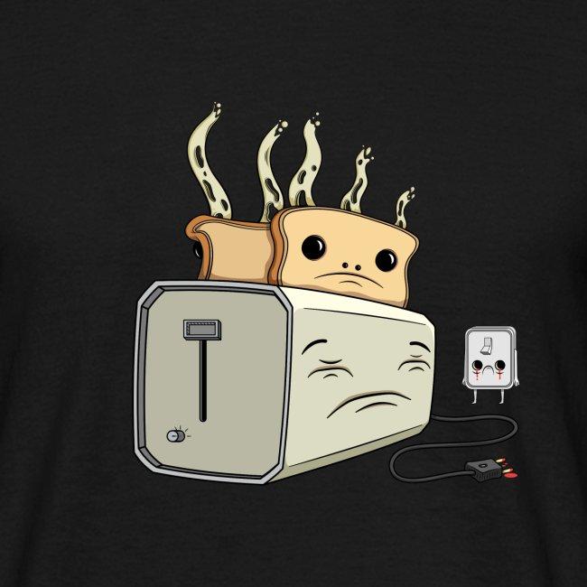 Depressed Toaster